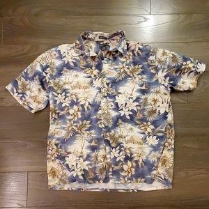 Hawaiian Shirt - St. Johns Bay, Size XL